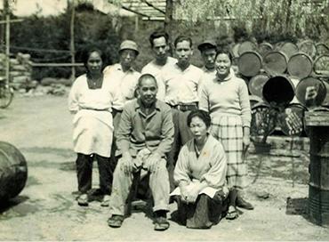OKAYASUの歴史