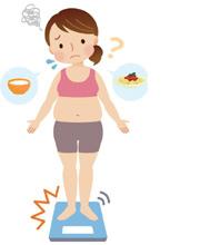 普通の量しか食べていないのに、どうして太っちゃうの?
